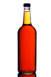 scotch whiskey för flaska Arkivfoton