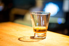 Scotch whiskey Royalty Free Stock Photos