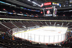 Scotiabank Place Arena Royalty Free Stock Image