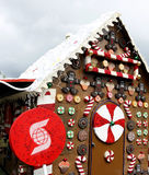 Scotiabank's Gingerbread House Royalty Free Stock Images