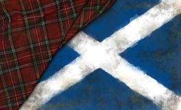 scotland royaltyfri foto