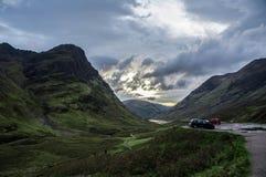 scotland Royaltyfri Fotografi