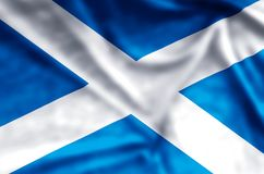 scotland illustrazione di stock