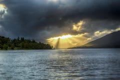 Scotland. Beautiful landscape in Scotland , United Kingdom Stock Photos
