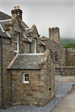 Scotland, blair atholl in the morning Royalty Free Stock Images