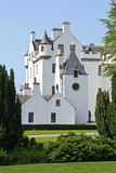 Scotland, blair castle Stock Photography