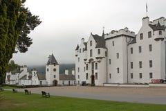 Scotland, blair castle Royalty Free Stock Photography