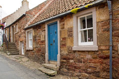 Scotland, crail, fishing village Stock Images