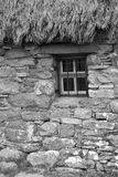 Scotland, Culloden, Old Leanach Cottage Stock Photography