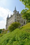 Scotland, Dunrobin Castle, Castle Stock Photo