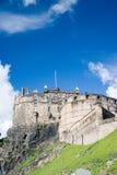 Scotland-Edinburgh castle. Scotland-A view of Edinburgh castle Stock Photo
