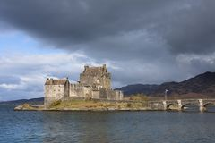 Scotland: Eilean Donan Castle Stock Images