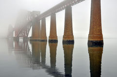 Scotland fog Royalty Free Stock Photography