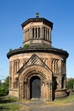 Scotland, glasgow, western necropolis Royalty Free Stock Photography