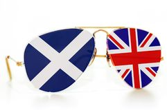 Scotland and the Great Britain Royalty Free Stock Photography