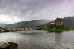 Scotland, Highland, castle Stock Photography