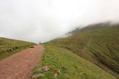 Scotland, Highland, mountain Ben Nevis Stock Photography