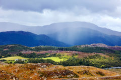 Scotland Highlands Stock Image