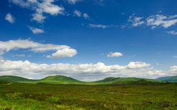 Scotland Highlands Rannoch Moor Stock Photos