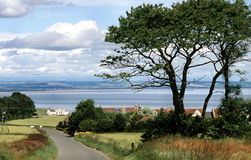 Scotland krajobrazu Obrazy Stock