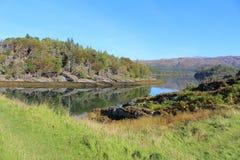 Scotland krajobrazu Zdjęcie Royalty Free