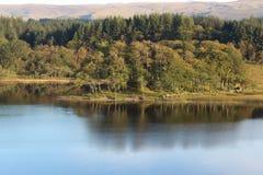 Scotland krajobrazu Zdjęcia Stock