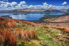 Scotland landscape Royalty Free Stock Images