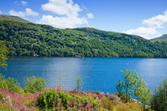 Scotland, loch lomond Stock Photo
