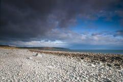 Scotland. Luce Bay. September 2012. Luce Bay Scotland Royalty Free Stock Photography