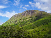 Scotland nature in summer Royalty Free Stock Images