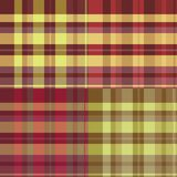 Scotland pattern Stock Images