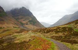 Scotland's Highland. Stock Photography