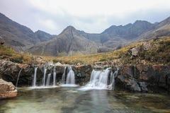 Scotland, schottland - isle of skye. Isle of skye in scotland  offers stunning fiews Stock Photos