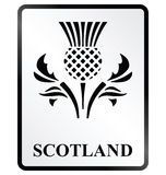 Scotland Sign Royalty Free Stock Image