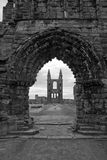 Scotland, St. Andrews Cathedral Stock Photo