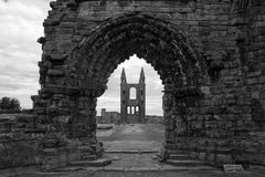 Scotland, St. Andrews Cathedral Royalty Free Stock Image