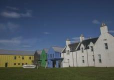 Free Scotland, The UK, Europe - John O`Groats; Sunny Day. Royalty Free Stock Photos - 135628528