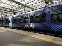 Scotland Train Royalty Free Stock Photography