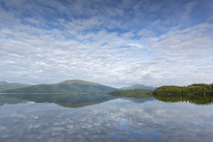 Scotland: Wonderful Water Royalty Free Stock Image