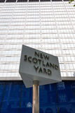 Scotland Yard Stock Photo