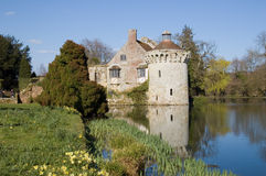 Scotney Castle Royalty Free Stock Photo