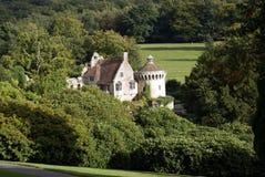 Scotney Castle in Lamberhurst, Kent, England, Europe Stock Image