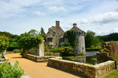 Scotney Castle Royalty Free Stock Images