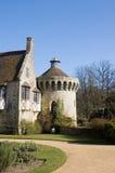 scotney de château Images libres de droits