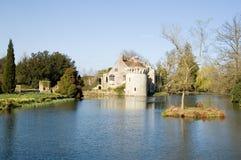Château de Scotney Images stock