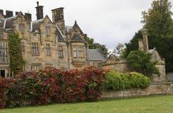Scotney slott i Lamberhurst, England, Europa Royaltyfri Bild