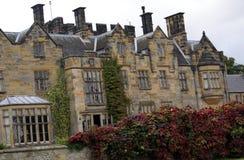 Scotney slott i Lamberhurst, England, Europa Arkivbild