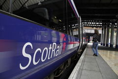 ScotRail (Scotland's Railway) Royalty Free Stock Image