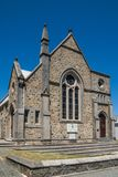 Scots церковь на герцоге Улице в Albany, Австралии Стоковое фото RF