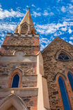 Scots Church Adelaide. Uniting church, South Australia Royalty Free Stock Images